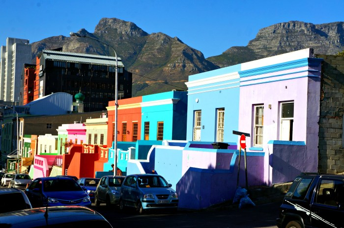 two weeks in southern africa cape town