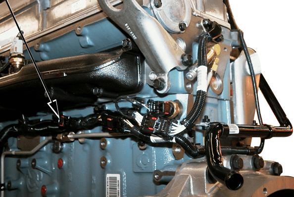 Series 40 Sensors Location Detroit