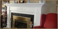 Mantels :: Traditional Fireplace Mantel Surround - Whitby ...