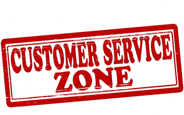 There Is No Customer Service Department
