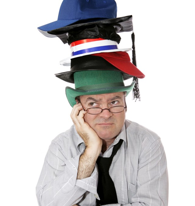 The Many Hats Of Business. 35 Questions You Need To Ask Yourself Before Buying A Dental Office..