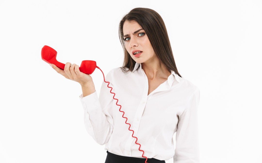 Ten Reasons Why Your Dental Practice Should Not Be Letting Incoming Phone Calls Go Through To Voice Mail.