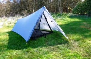 An excellent one person tent.