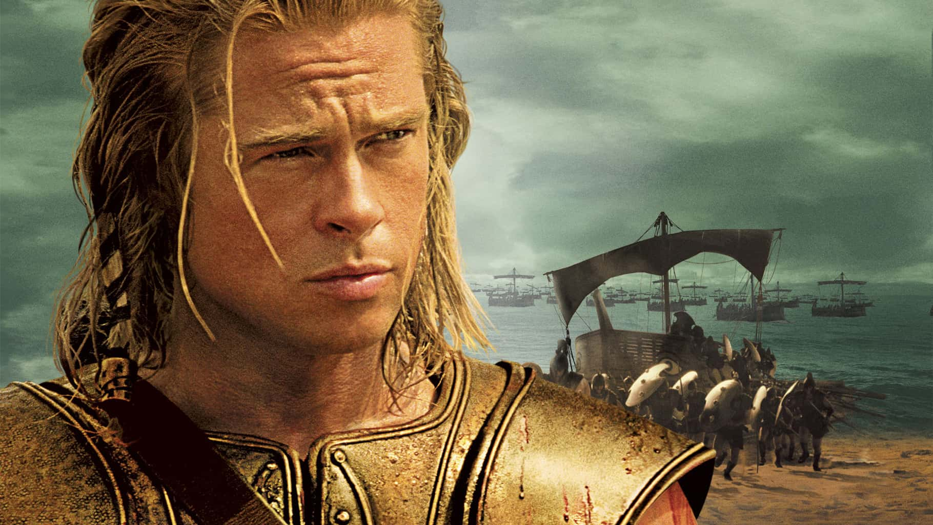 In Troy, Achilles delivers this line: