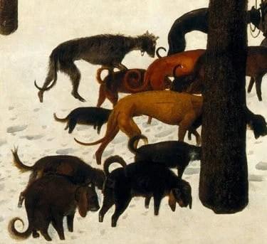Bruegels' Dogs