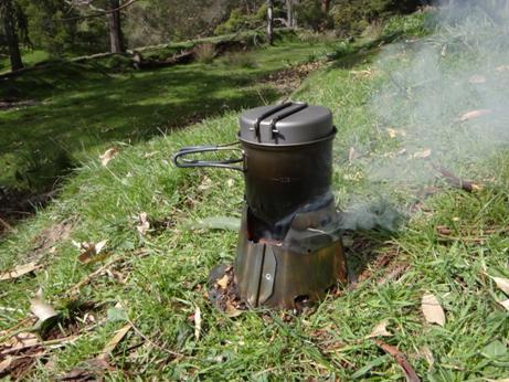 Hiking/Hunting Cookware