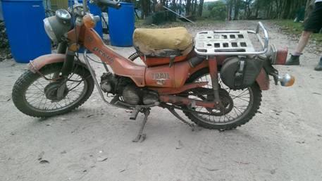 Honda CT 110