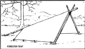 Col Townsend Whelen's Forester Tent