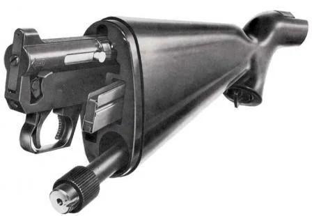 The Ultimate Survival Gun: