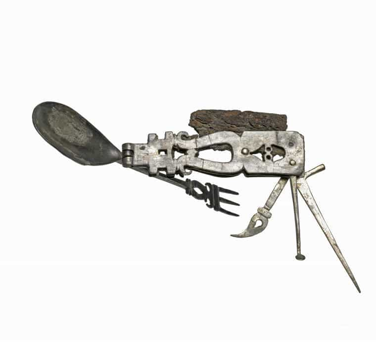 Roman Swiss Army Knife: