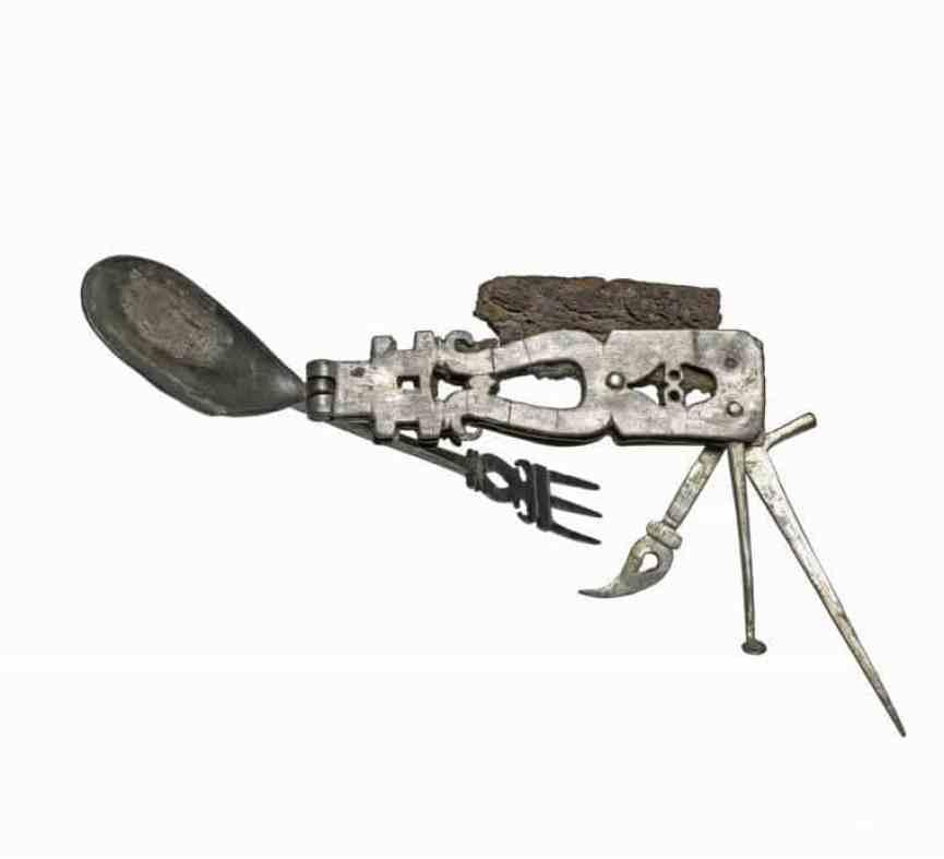 Roman Swiss Army Knife