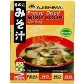 Miso soup: