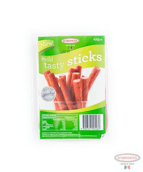 More Hiking Food: Dorsogna Mild Twiggy Sticks
