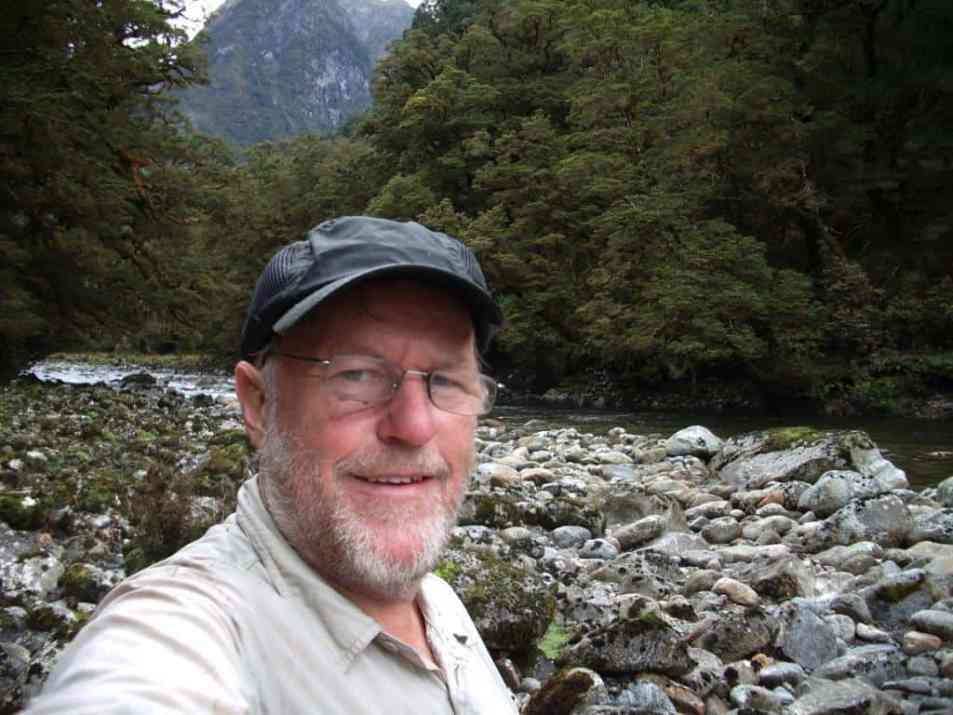 2006: Moose Hunting Seaforth River Fiordland - 70 kms (& at least 3 days!) from the Nearest Road
