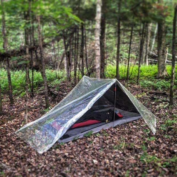 Clearview tent & diy ultralight tent u2013 The Ultralight Hiker