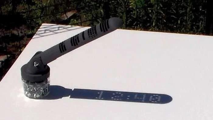 Amazing Sundial