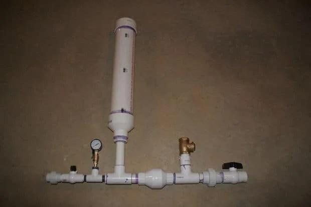 Hydraulic Rams: