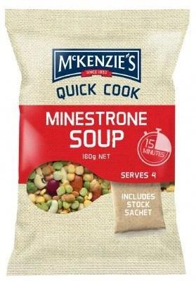 McKenzie's Quick Cook Minestrone Soup