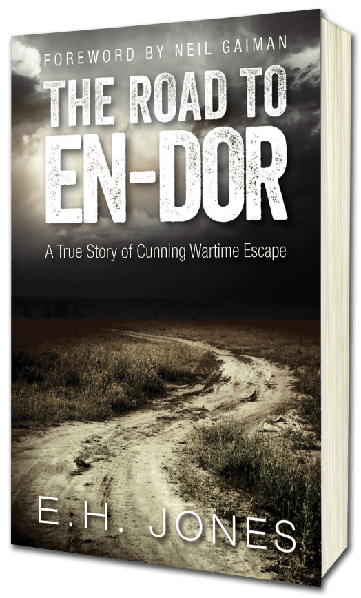 Thrilling Tales: 'The Road to Endor'