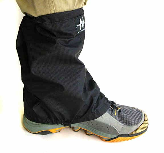 Ultralight Gaiters: