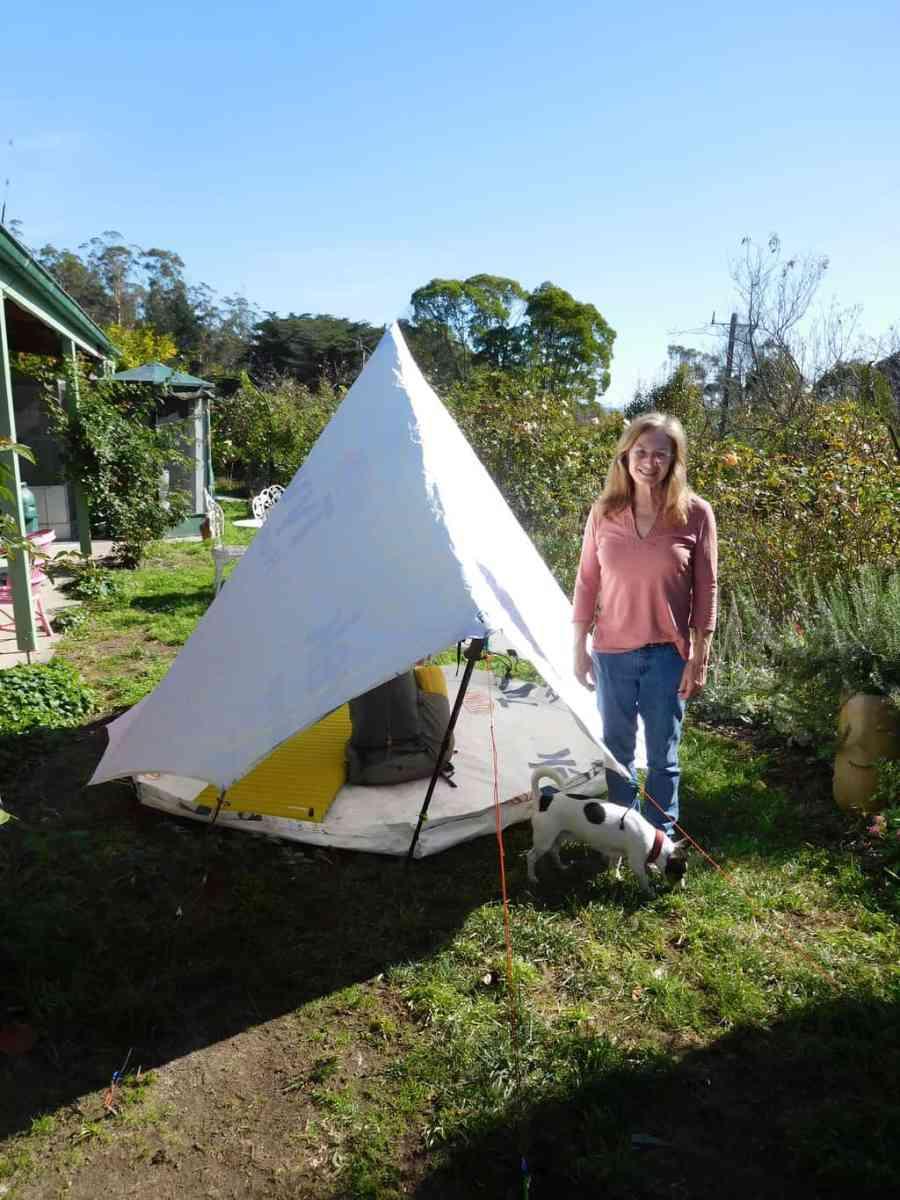Tyvek Tent Designs The Ultralight Hiker