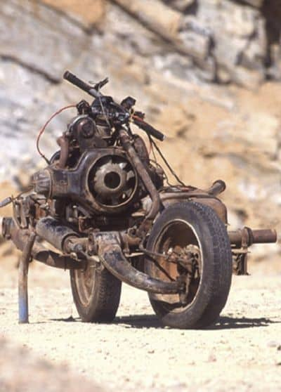 Thrilling Tales: The DIY Motorcycle: