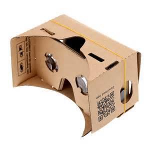 Google Cardboard Virtual Reality <$20: