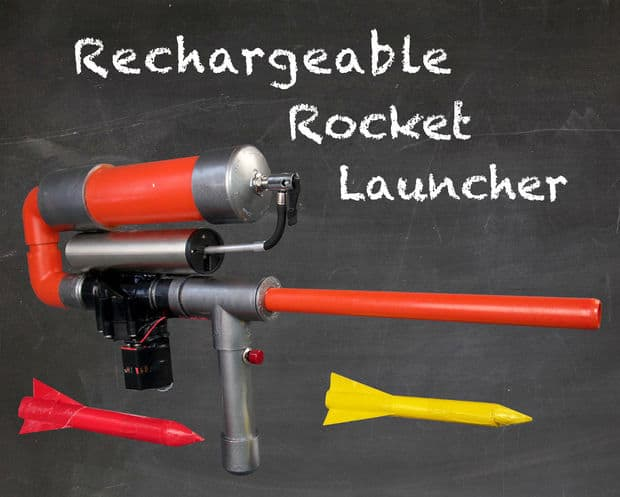 The Bottle Rocket on Steroids:
