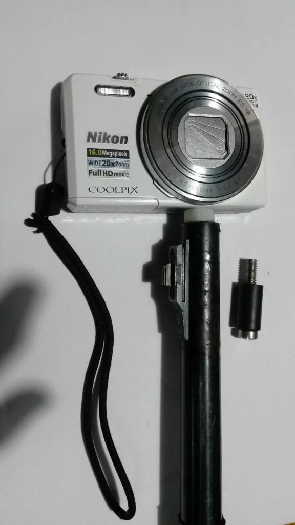 Camera Glassing: