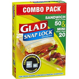 101 Uses For SnapLock  Bags: