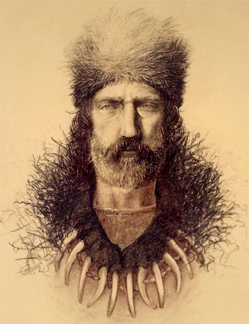 I felt quite rich when I found my knife, flint and steel in my shot pouch: