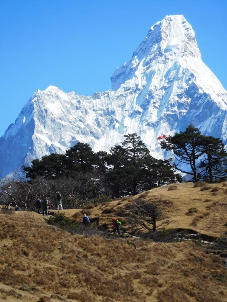 That Endless Skyway: Everest Base Camp Trek #7:
