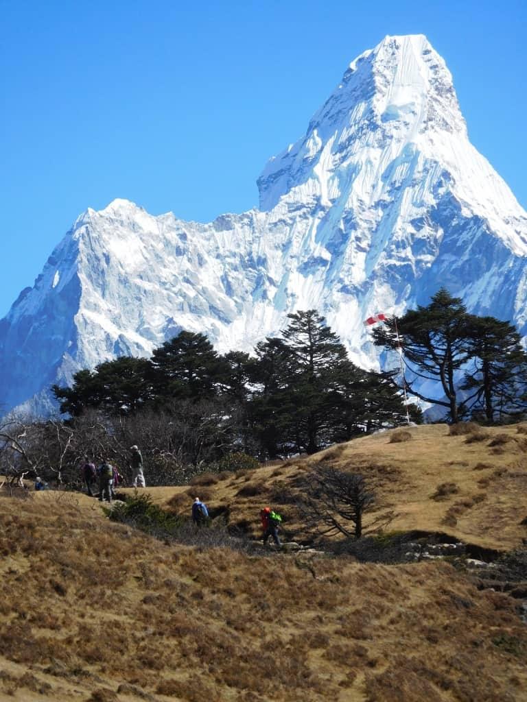 That Endless Skyway: Everest Base Camp Trek #7: