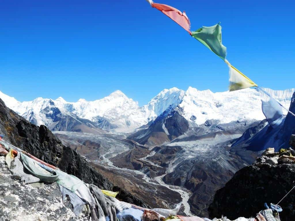 The Diamond Desert: Everest Base Camp Trek # 8.
