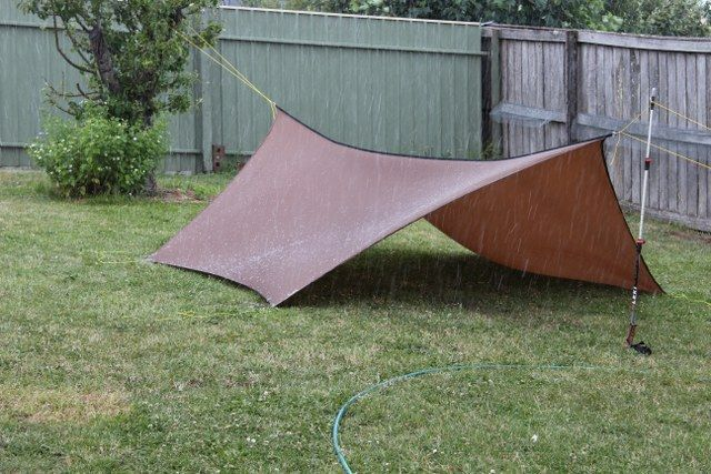 Make Your Own Tarp or Hammock: