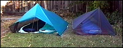 Henry's Original Tarptent & Tarptent-for-2