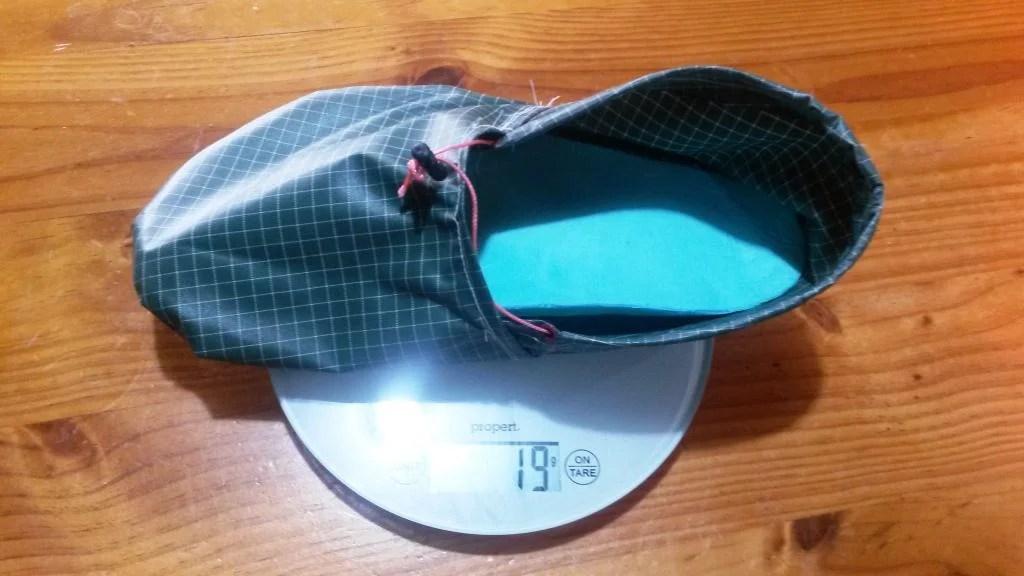 19 Gram Dyneema Camp Shoes