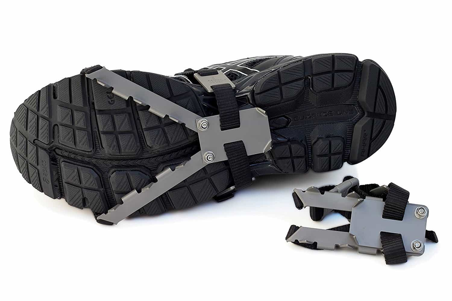 Vargo Titanium Pocket Cleats: