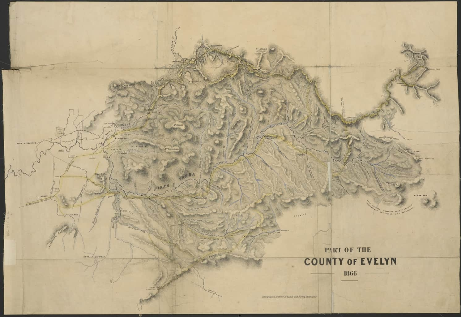 Yarra Ranges 1866