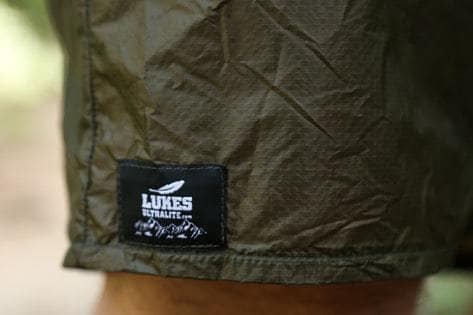 Ultralight Shorts: 28 grams: