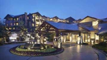 JW Marriott Zhejiang Anji Hotel-Exterior