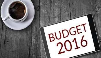 Budget 2016 qoutes