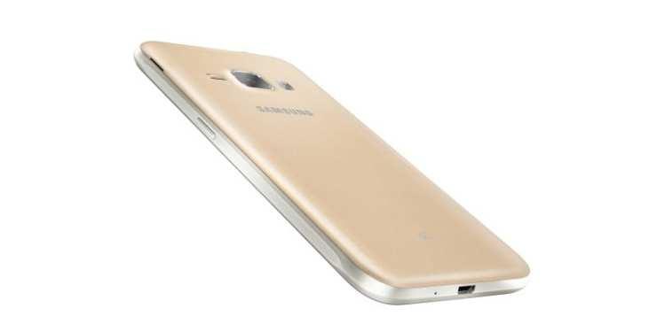 Samsung Galalxy J1_4G_Gold