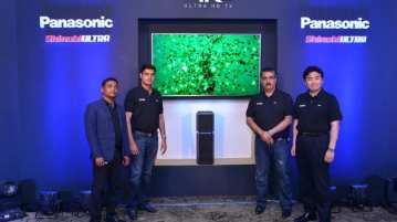 Panasonic launched a new range 4K Ultra HD TVs