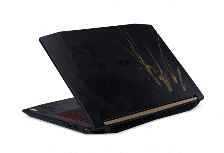 """Acer announces """"Avengers Infinity War"""" special edition notebooks in collaboration with Marvel"""