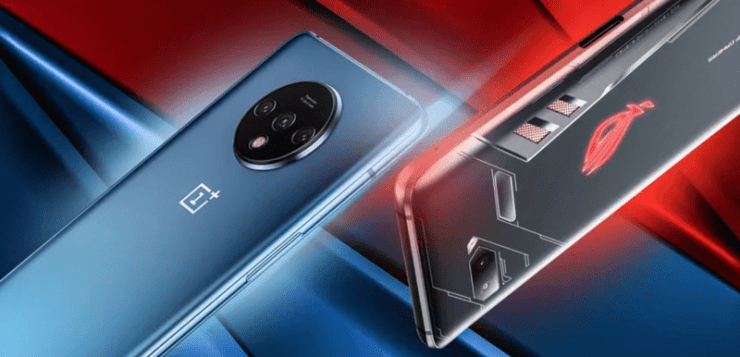 ASUS ROG Phone 2 vs OnePlus 7T