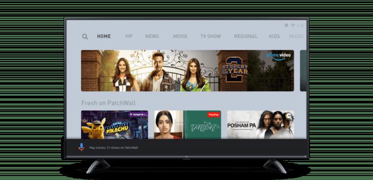 Mi TV 4X 55-inch 2020 Edition