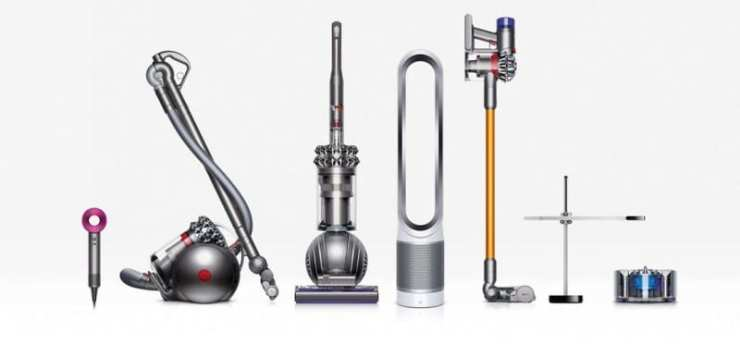 dyson products India