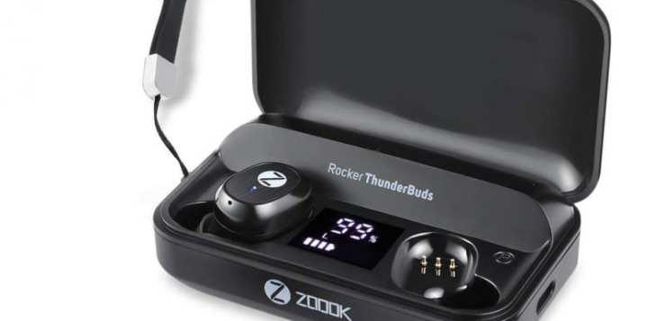 ZOOOK Rocker ThunderBuds TWS Earphones