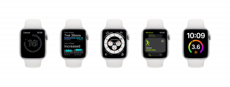 watchOS 7 wwdc20 - Apple Devices